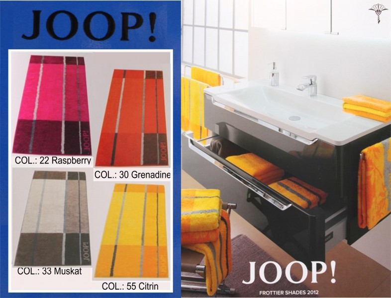 joop handtuch shades squares 1615 4 farben 2 gr ssen. Black Bedroom Furniture Sets. Home Design Ideas