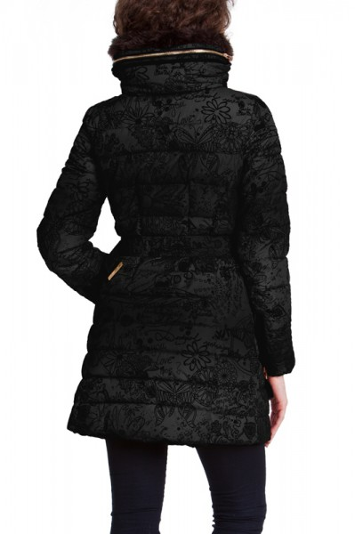 Desigual Damen Mantel Abrig Roxana Amazon Und Ebay