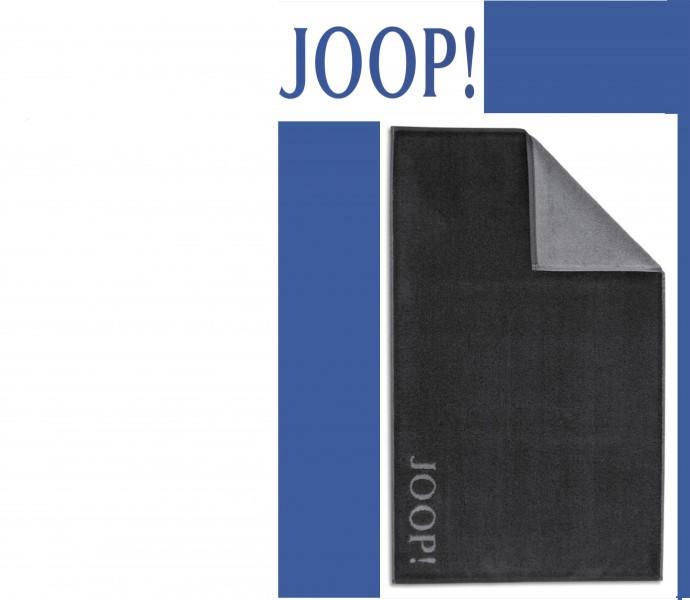 joop badematte duschmatte 1600 uni schwarz anthrazit 97. Black Bedroom Furniture Sets. Home Design Ideas